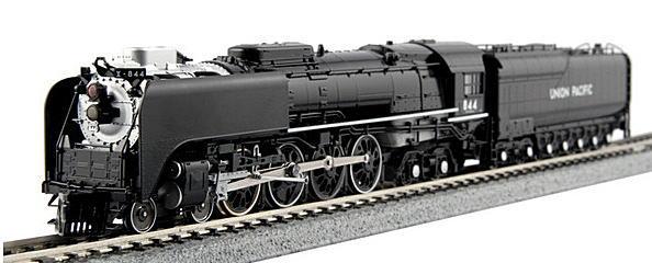 KATO カトー 12605-2 UP FEF-3 蒸気機関車 #844 (黒)