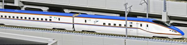 信頼 KATO カトー 10-1266 10-1266 KATO E7系北陸新幹線「かがやき」増結セットB(6両), 西磐井郡:d447d0df --- canoncity.azurewebsites.net