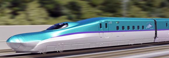 KATO カトー 10-002 Nゲージスターターセット・スペシャル H5系北海道新幹線「はやぶさ」