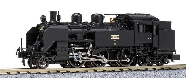 KATO カトー 2021 C11 蒸気機関車