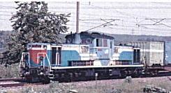 マイクロエース A8504 DD51-1058・貨物試験色II