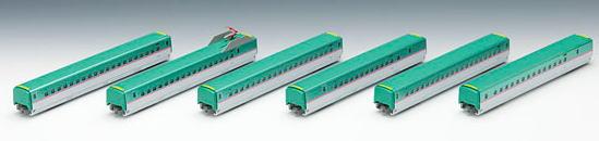 TOMIX トミックス 92502 JR E5系東北新幹線(はやぶさ)増結セット