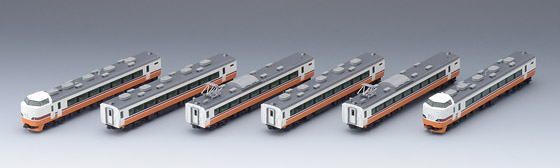 TOMIX トミックス 98901 限定品 189系電車(日光・きぬがわ)6両セット