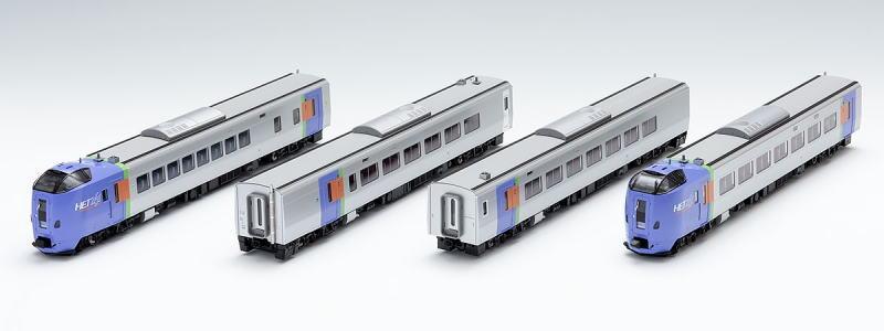 TOMIX トミックス HO-9097 限定品 JR キハ261-1000系特急ディーゼルカー(HET261ロゴ)セット