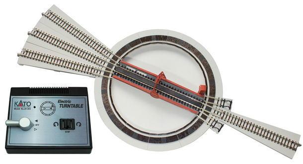 KATO カトー 20-283 ユニトラック 電動ターンテーブル