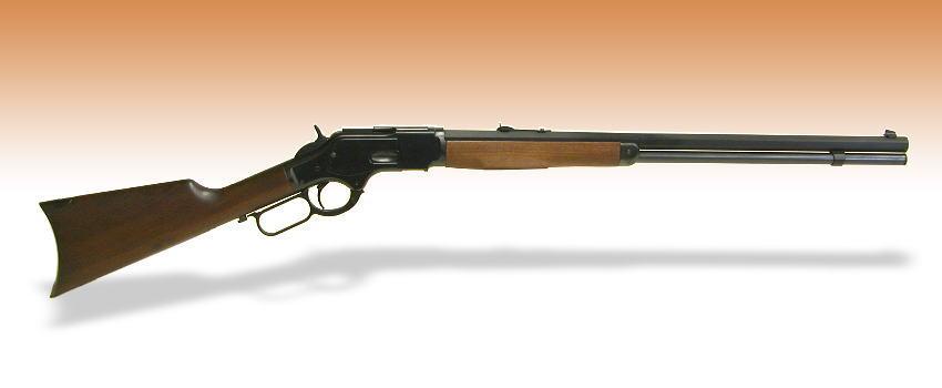 KTW レバーアクションエアーコッキング No.52009 New ウィンチェスターM1873ライフル 黒色仕様 (18歳未満の方は購入できません)