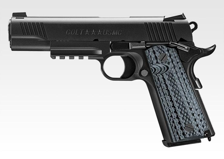 東京マルイ ガスガンブローバック No.095 M45A1 ブラック(18歳未満の方のご購入は出来ません)