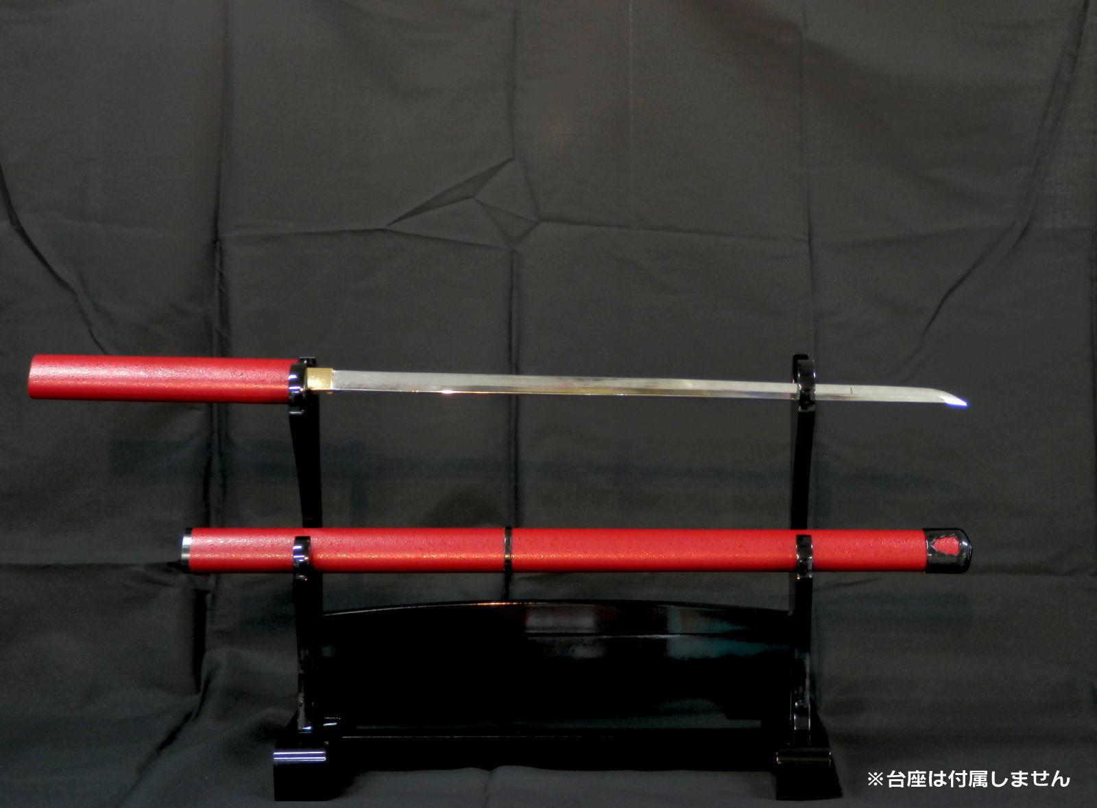 【即納】匠刀房 AB135 仕込み杖座頭市拵え金具付 日本刀 美術刀 模造刀