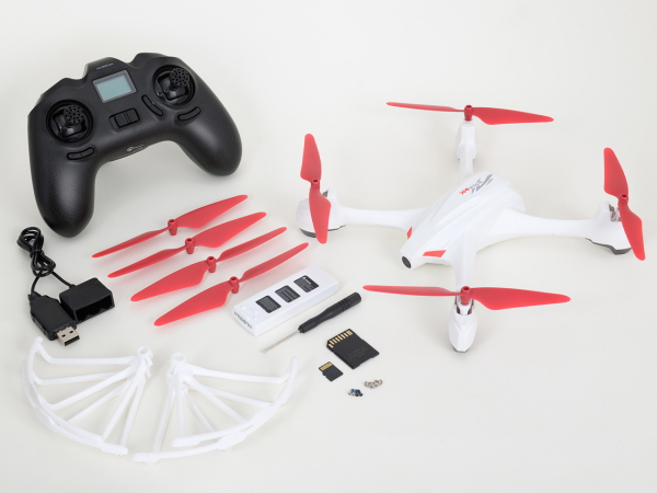 G-FORCE ジーフォース H502C HUBSAN X4 STAR (2.4GHz 4ch Quadcopter ドローンフルセット)
