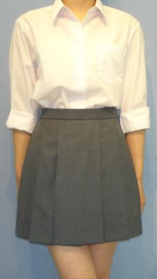 12H-G01おしゃれな12箱ヒダスカートスクールスカート