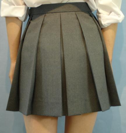 12H-G01Bigおしゃれな12箱ヒダスカートBigスクールスカート