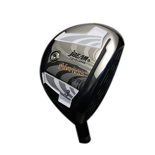JBEAM GLORIOUS FAIRWAY WOOD HEAD 【組立て工賃無料】