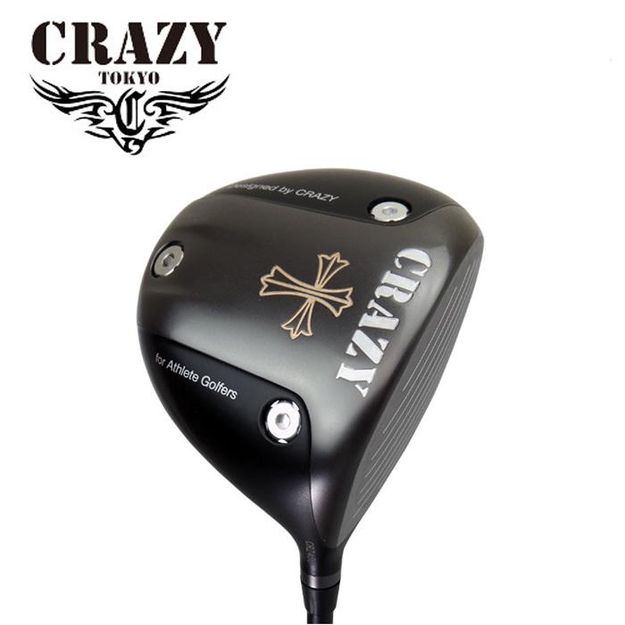 クレイジー シングルB オリジナルヘッド CRZ-450 ヘッドのみ ヘッドカバー付 サテン/IP ヘッド単体不可