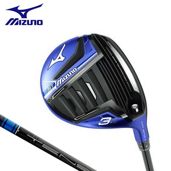 ミズノ MIZUNO ST180 FW TENSEI Blue60/S 3W US