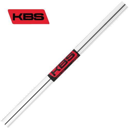 KBSシャフト KBS TOUR #5~Pw 6本セット リシャフト時工賃別途必要