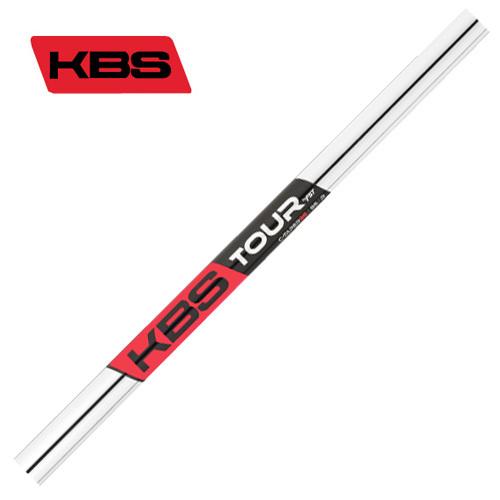KBSシャフト KBS TOUR C-TAPER95 #5~Pw 6本セット リシャフト時工賃別途必要