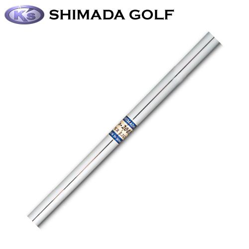島田ゴルフ製作所 Ks2001α #5-PW 6本セット リシャフト時工賃別途必要