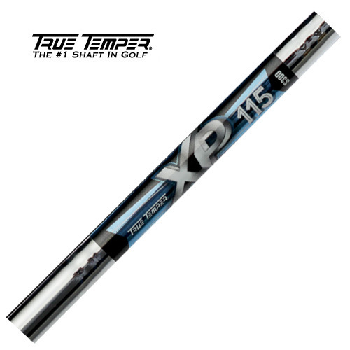 トゥルーテンパー XP115 日本仕様 #5-PW 6本セット リシャフト時工賃別途必要