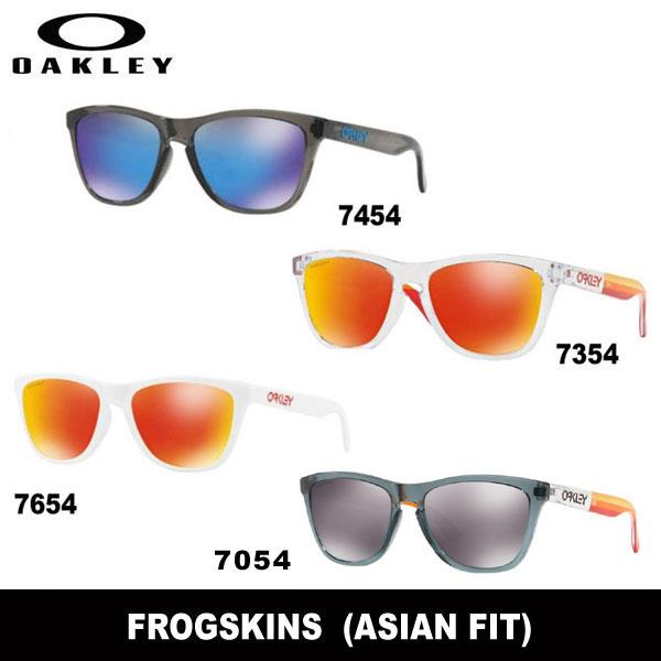 オークリー サングラス FROGSKINS フロッグスキン アジアフィット OO9245
