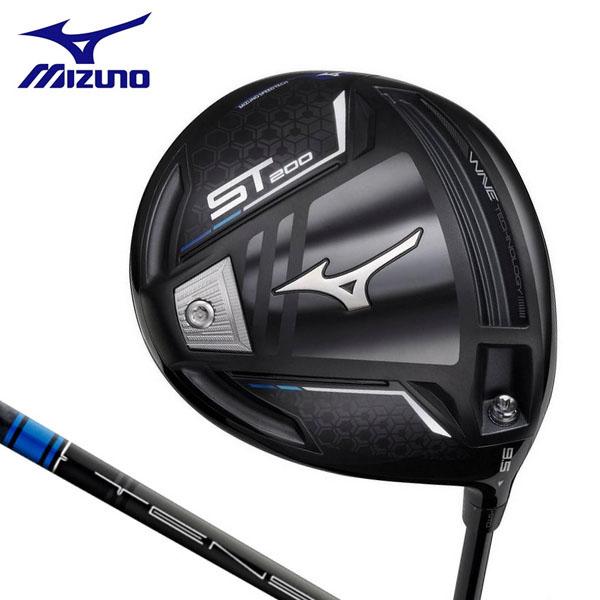 Mizuno 交換無料 ST200 Driver 人気の製品 ゴルフクラブ ミズノ 9.5 US ドライバー テンセイCKブルー60S