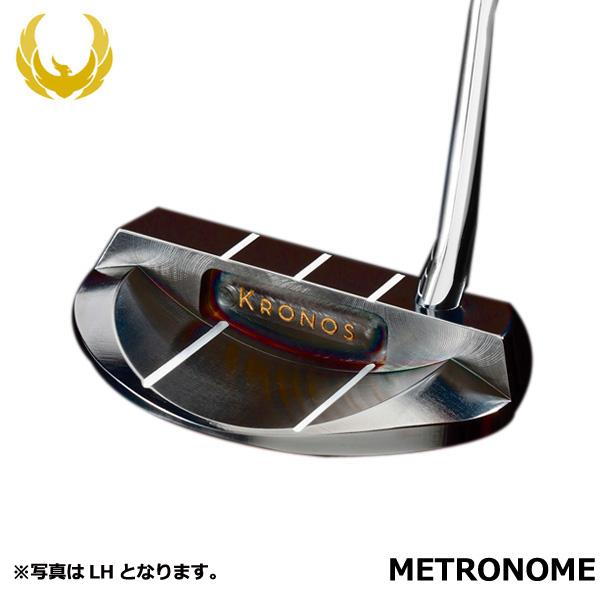 クロノス メトロノーム レフティ用 METRONOME LH ゴルフパター LH メトロノーム レフティ用, 中島郡:ebc0cad7 --- officewill.xsrv.jp