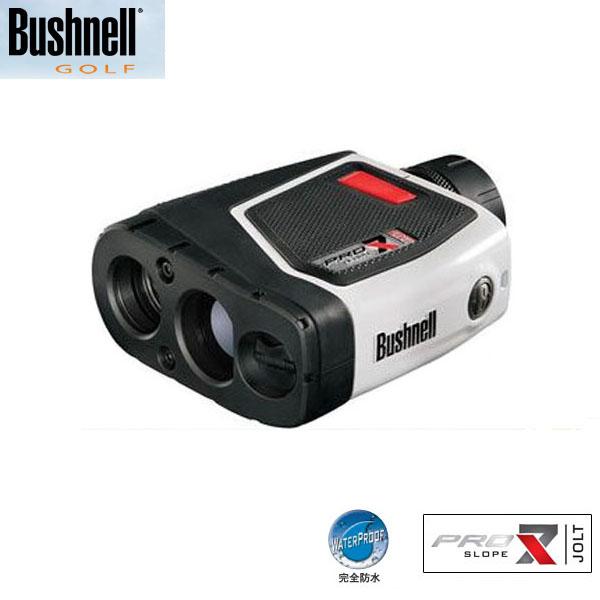 ブッシュネルゴルフ ゴルフ用レーザー距離計 ピンシーカースローププロX7ジョルト