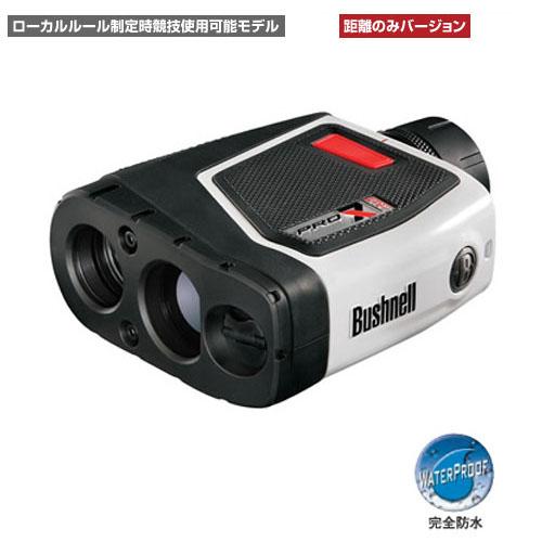 ブッシュネルゴルフ ゴルフ用レーザー距離計 ピンシーカーTEプロX7ジョルト