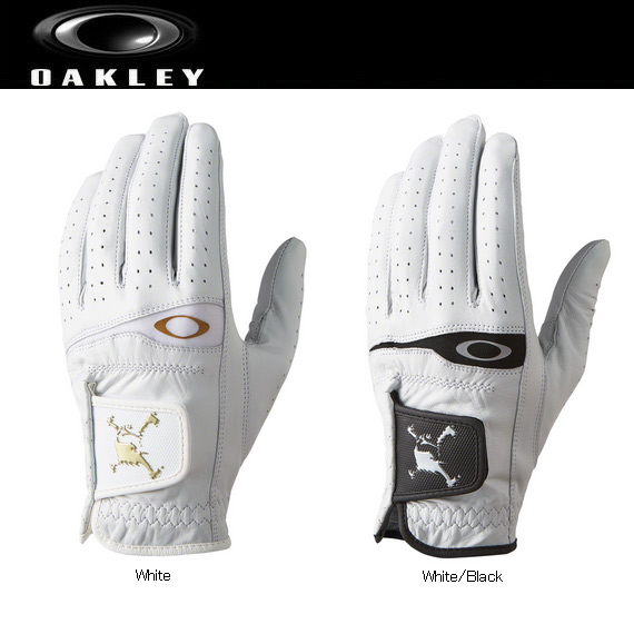 -Products-(Oakley) 奥克利 94265 JP 头骨总理高尔夫手套 (头骨总理高尔夫手套) 日本规格