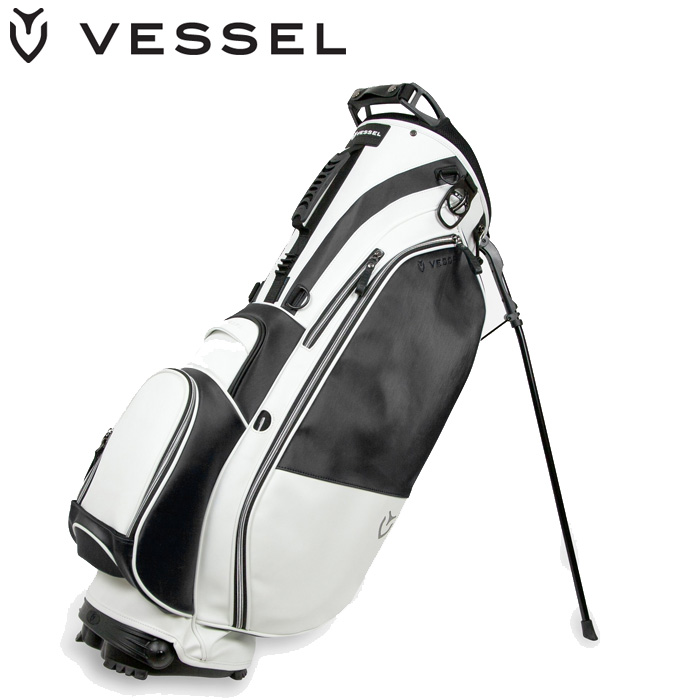 VESSEL 853012 PLAYERS STAND BAG ベゼル プレイヤーズ スタンド キャディバッグ