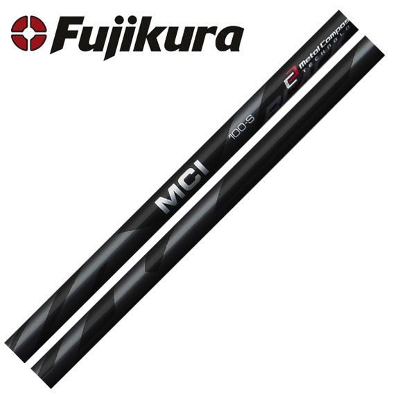 フジクラ MCI BLACK メタルコンポジットアイアン 5~PWセット(6本) 【工賃込】 ※単体販売不可