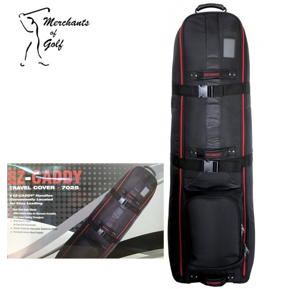 EZ-Caddy(イージーキャディ)T-7025 Travel Cover(トラベルカバー)Merchants of Golf (US)