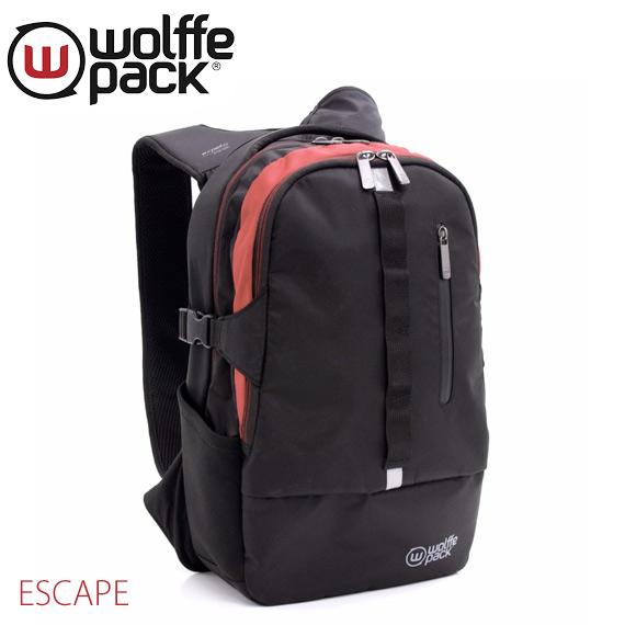 【送料無料】Wolffepack ESCAPE ウルフパック エスケープ バックパック
