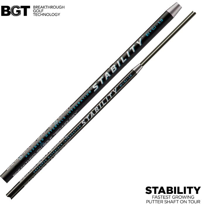 BGT STABILITY EI・GJ-1.0 スタビリティ パター専用シャフト