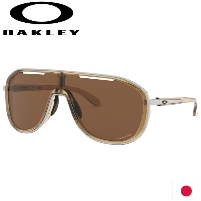 OAKLEY OO4133-0826 WOMENS OUTPACE URBAN EXPLORER 2.0 日本正規品 オークリー アウトペース アーバンエクスプローラー2.0 女性向けサングラス