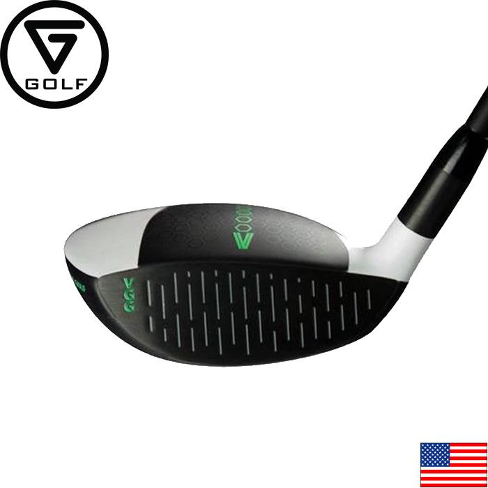 VERTICAL GROOVE GOLF VGG 3 WOOD(US)バーティカル グルーブ ゴルフ VGG 3ウッド フェアウェイウッド