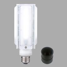 LED 東芝 LDTS-H100N-V-E26 LEDランプ 28W E26口金 水平点灯 防振パッキン付 昼白色 『LDTSH100NVE26』