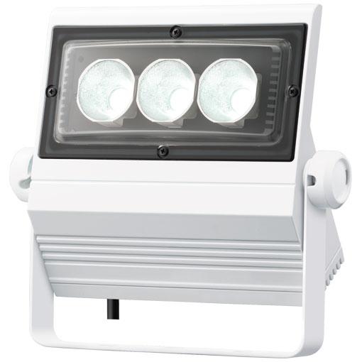 岩崎電気 ECF0688D/SA1/2/2.4/W (ECF0688DSA1224W) レディオック フラッドネオ60W 狭角 昼光色 (6500K) ホワイト
