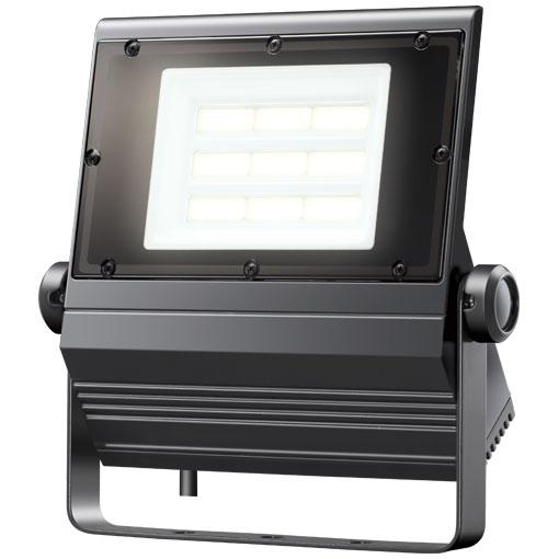 岩崎電気 ECF0885D/SA1/2/2.4/DG (ECF0885DSA1224DG) レディオック フラッドネオ80W 超広角 昼光色 (6500K) ダークグレイ