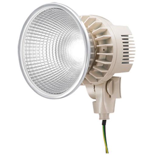岩崎電気 LEDioc FLOOD エルエー E0402N/SA9/IV (E0402NSA9IV) エルエー 昼白色タイプ 中角タイプ アイボリー