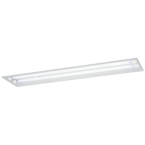 岩崎電気 ELEW40201APFH9 防雨形・防湿形直管LEDランプ LDL40用ベースライト 下面開放形 固定出力形 昼白色タイプ
