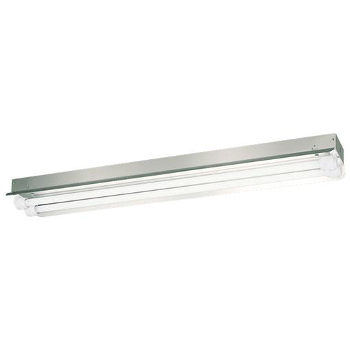 岩崎電気 ELRW40251BPFH9 防雨形・防湿形直管LEDランプ LDL40用ベースライト 笠付形 固定出力形 昼白色タイプ