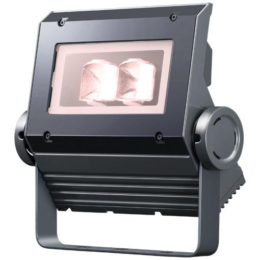 岩崎電気 ECF0396W/SAN8/DG (ECF0396WSAN8DG) LED投光器 レディオックフラッドネオ 30クラス(旧40W) 広角 白色 ダークグレイ