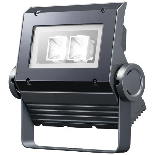 岩崎電気 ECF0497N/SAN8/DG (ECF0497NSAN8DG) LED投光器 レディオックフラッドネオ 40クラス(旧60W) 中角 昼白色 ダークグレイ