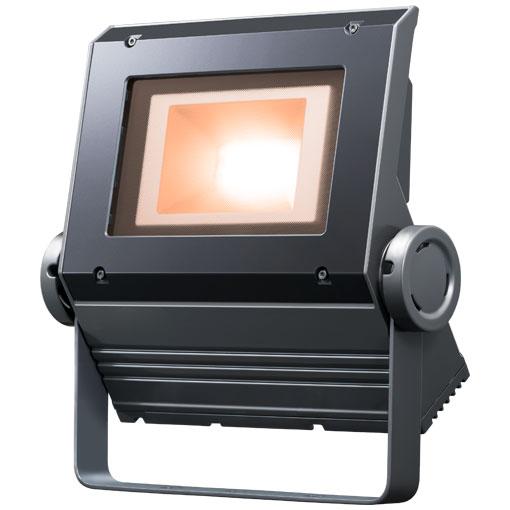 岩崎電気 ECF0995L/SAN8/DG (ECF0995LSAN8DG) LED投光器 レディオックフラッドネオ 90クラス(旧130W) 超広角 電球色 ダークグレイ