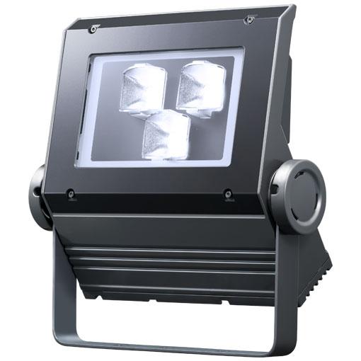 岩崎電気 ECF0996D/SAN8/DG (ECF0996DSAN8DG) LED投光器 レディオックフラッドネオ 90クラス(旧130W) 広角 昼光色 ダークグレイ