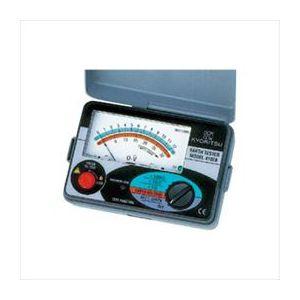 共立電気計器 MODEL4102AH 接地抵抗計アナログアーステスタ ハードケース付 『4102AH共立』 KYORITSU