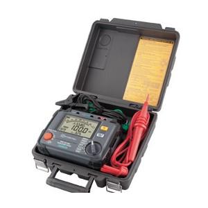 共立電気計器 KEW3125A 高圧絶縁抵抗計 250V/500V/1000V/2500V/5000V『3125A共立』 KYORITSU