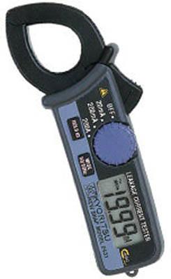 共立電気計器 MODEL2431漏れ電流・負荷電流測定用クランプメータ 『2431共立』 KYORITSU