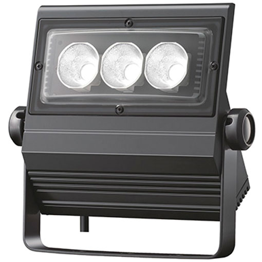 岩崎電気 (IWASAKI) ECF0488N/SAN8/DG LED投光器 LEDioc FLOOD NEO (レディオック フラッド ネオ) 40W 狭角タイプ 昼白色タイプ 『ECF0488NSAN8DG』