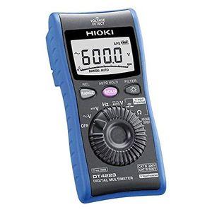 日置電機 HIOKI DT4223デジタルマルチメータ 抵抗測定搭載の電工用タイプ 『DT4223日置』 『4223日置』